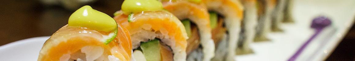 Teharu Sushi